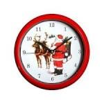 horloge noel