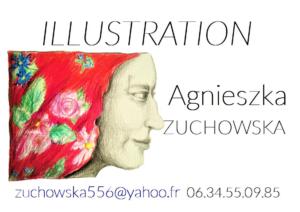 affichette expo agnieszka